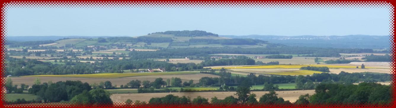Brianny, en Côte d'Or, Bourgogne