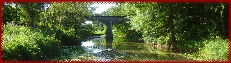 Gîte à proximité du canal de Bourgogne
