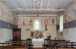 danse macabre chapelle Brianny